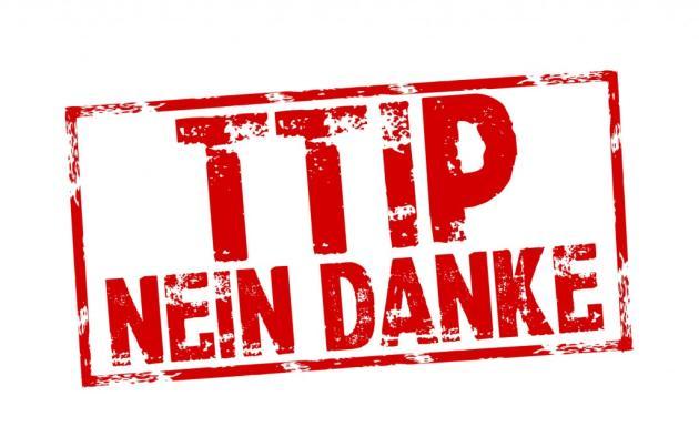 TTIP Nein Danke